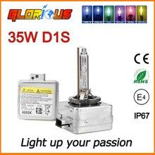 D1 xenon lâmpada D1S D1C substituição da lâmpada Do Farol Do Carro Para Todos Os Carros 4300 k 6000 K 8000 K Xenon D1S lâmpada