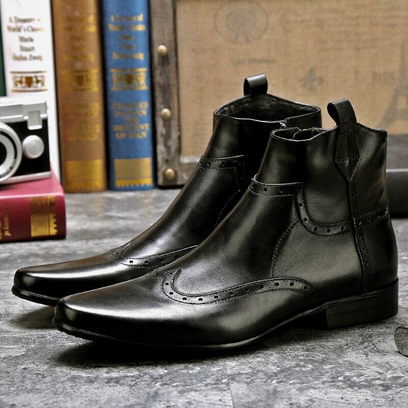 Chelsea Men\'s Boots (5)