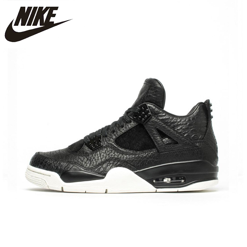 5fd3c8ddff2 Detail Feedback Questions about Nike Air Jordan 4 Laser AJ4 Breathable Men's  Basketball Shoes,New Arrival Authentic Men Outdoor Sports Sneakers Shoes on  ...