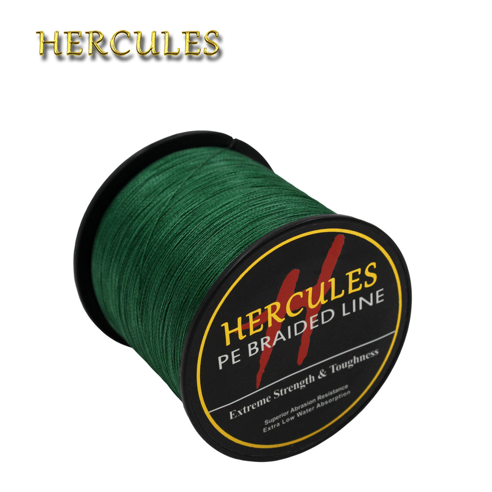 Hercules 1000M Peche 30LB 0.28mm PE Braided Fishing <font><b>Line</b></font> 4 Strands Sea Multifilamento Para Pesca Extreme Carp Fishing <font><b>Line</b></font> Cord