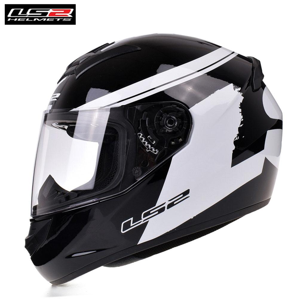 LS2 FF352 Rookie Motorcycle Helmet Women Girls Small Size XXS S M L meifeier 407 women s fashionable knitted chiffon blouse apricot l