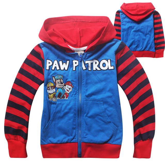 2016 New Autumn Winter Boys Clothes Cartoon Hoodies Baby Kids T shirt Long Sleeve Sport Sweatshirts Children Clothing