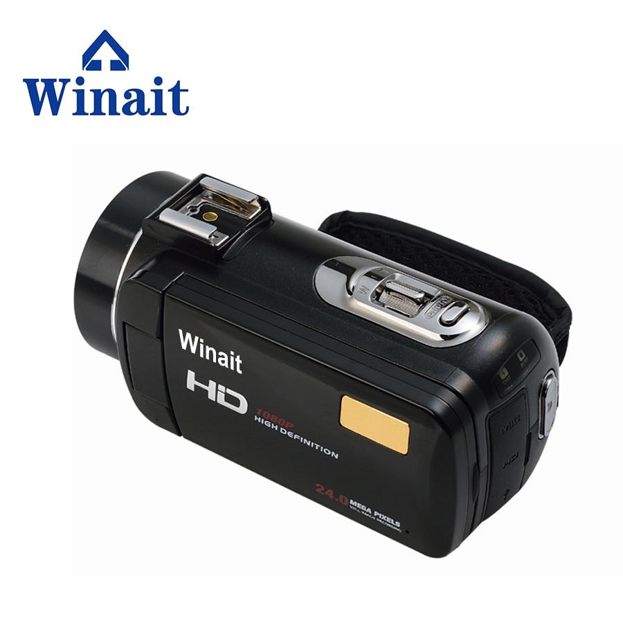 Winait gros haute qualité HDV-Z20 caméra vidéo numérique 1080 P 16X caméra zoom numérique