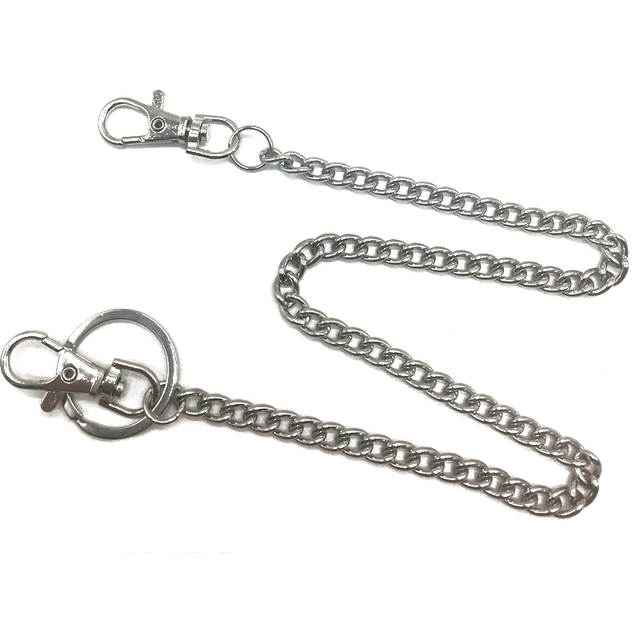 RIEJIKVWA 38cm/ 45cm Fashion Punk Hip-hop Trendy Belt Waist Chain Male Pants Cha