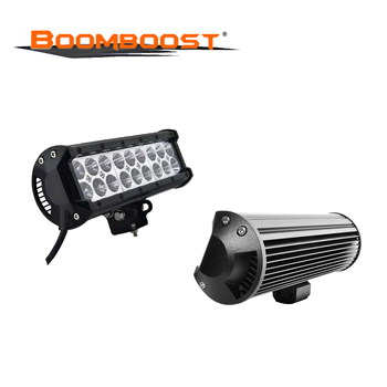 12V 24V Car Strip LED 54W Work Light Combo Beam Offroad Light Automobiles Driving Lamp For ATV SUV Truck 4WD 4X4 Boating Hunting
