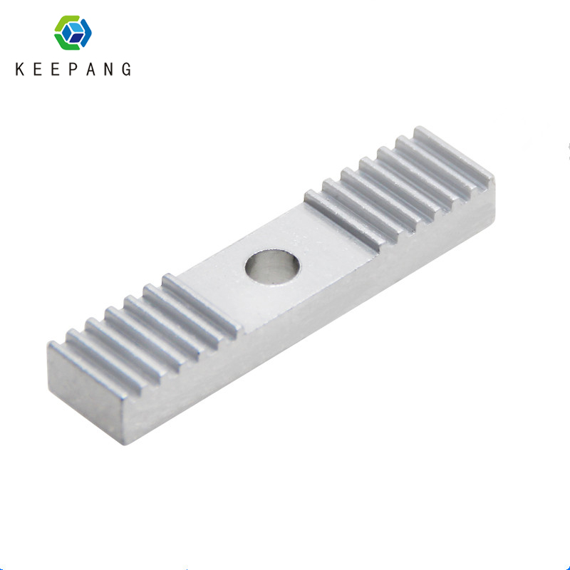Kee Pang DIY GT2 Timing Belt Fixing Piece Tooth Pitch 2mm Clamp 9*40mm For 3D Printer CNCKee Pang DIY GT2 Timing Belt Fixing Piece Tooth Pitch 2mm Clamp 9*40mm For 3D Printer CNC