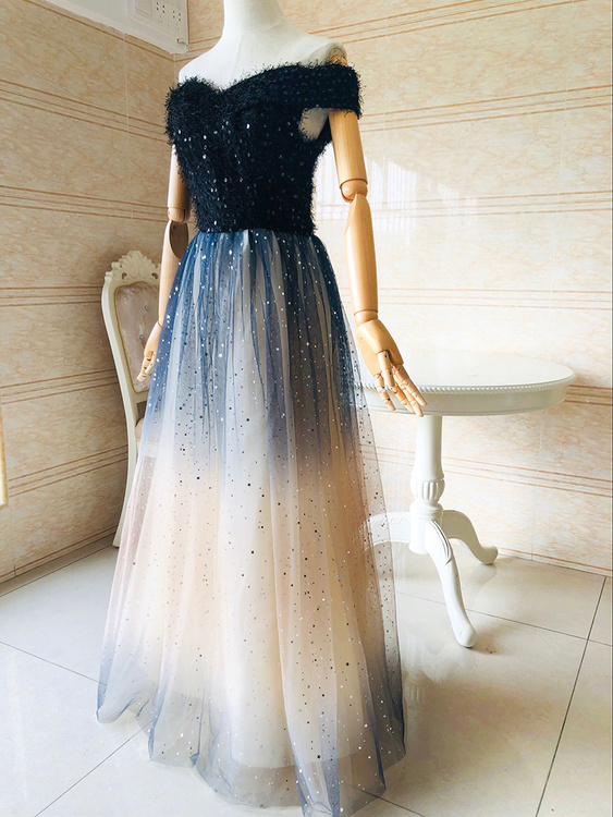 Variant Color Sexy V-neck Sequin Starry   Dress     Bridesmaid     Dress   Wedding Party   Dress   Back of Bandage