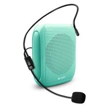 T600 Портативный Беспроводной 10 Вт Усилитель с Беспроводной Микрофон (Беспроводная Версия только) для Учителя, Гида, Тренер