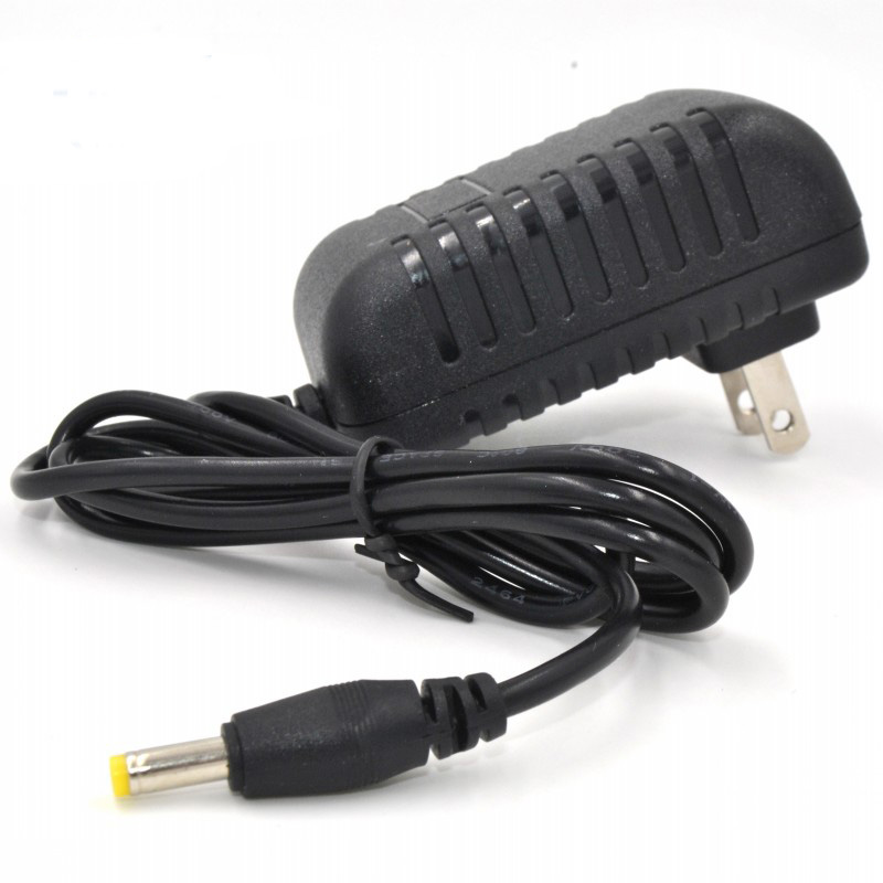 Small TV DVD Player 2A Charge Wire 12 V1 .5 A Mobile DVD / EVD Power Universal Adapter
