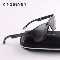 2017 New KINGSEVEN Polarized Sunglasses Men Brand Designer Male Vintage Sun Glasses Eyewear Gafas Oculos De