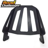 MotorcycleBlack Steel Sport Sissy Bar Backrest Rear Luggage Rack for Yamaha Star Bolt XVS950 XV950 XVS XV 950 R 2014 2017