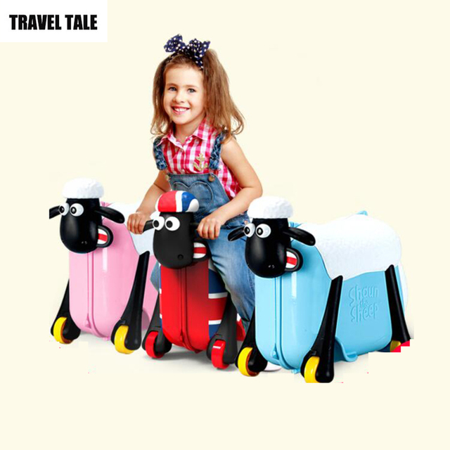 Cheap Ride On Suitcase