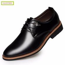 Мужские свадебные модельные туфли из натуральной кожи; деловые официальные туфли на плоской подошве; роскошные стильные мужские туфли; весенние оксфорды; мужские официальные туфли