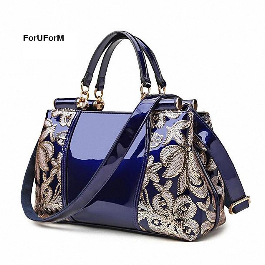 Popular Leather Flower Handbags-Buy Cheap Leather Flower Handbags ...