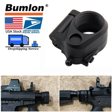 US Shipping Tactical AR Folding Stock Adapter For M16/M4 SR25 Series GBB(AEG) Hunting Accessories For Airsoft RL2-0042