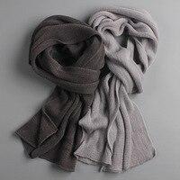 Scarf women winter men warm imitation cashmere scarf warm scarf shawl ponchos and capes scarves women 2018