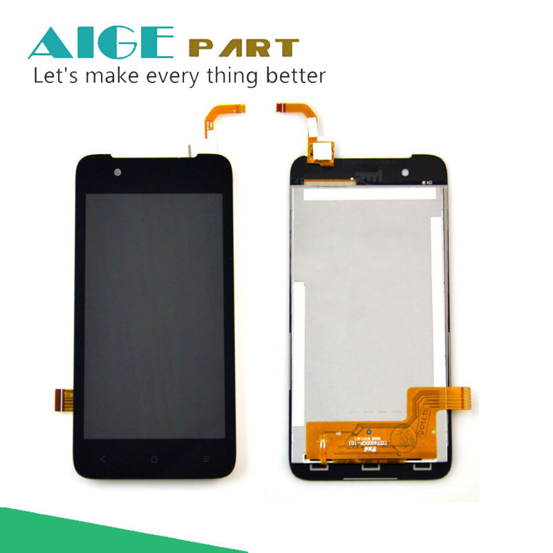 4.0 For HTC Desire 210 LCD Display Touch Screen Digitizer Glass Sensor Assembly Free Shipping 800x480
