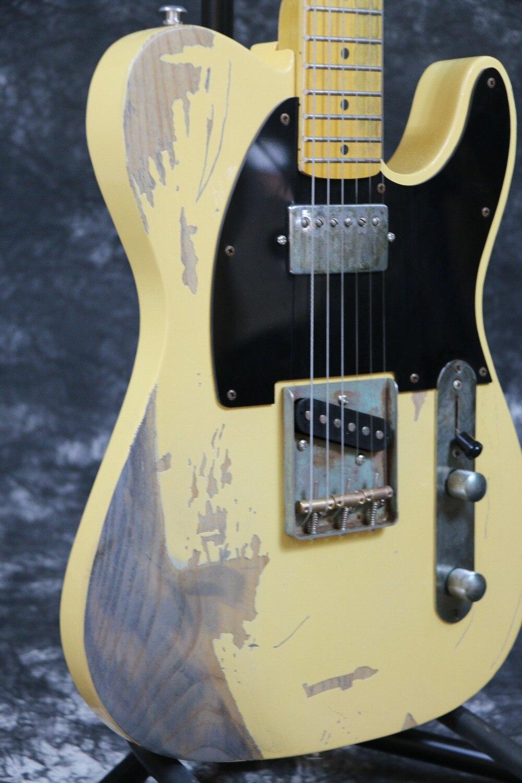 Starshine SR-LTL-039 Relic 100% hecho a mano 1960 FD Vintage TL - Instrumentos musicales - foto 1