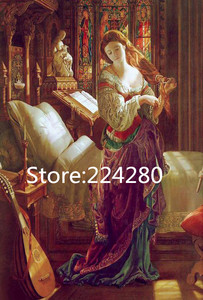 Image 1 - Needlework,DIY Aide 14CT Cross stitch, people sweet Classical beauty for Embroidery kits,Art Cross Stitching handmade home decor