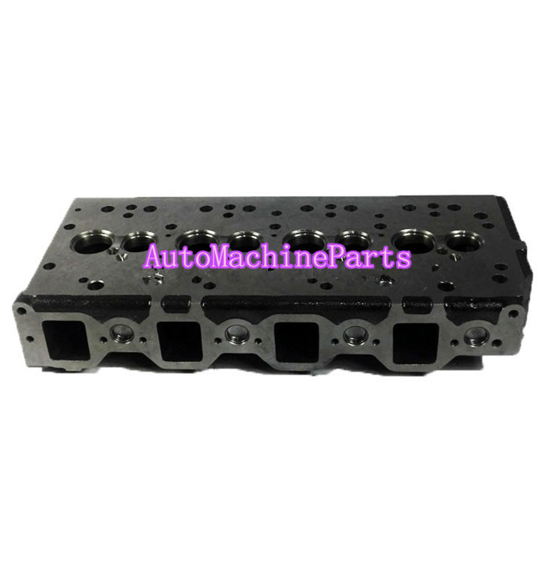 4BD1 4BD1T Diesel Engine Cylinder Head OEM:4-10210112-0 For Hitachi EX120 new water pump for hitachi excavator ex120 2 for isuzu engine 4bd1