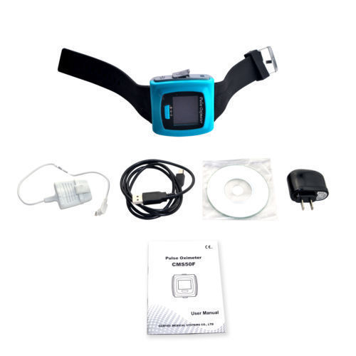 US Shipping Contec  CMS50F Wearable Digital SPO2 Blood Oxygen Monitor Wrist Pulse Oximeter 2-5days  fast delivery!US Shipping Contec  CMS50F Wearable Digital SPO2 Blood Oxygen Monitor Wrist Pulse Oximeter 2-5days  fast delivery!