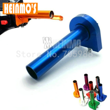 Aluminum grips Motorcycle Grip throttle settle handle throttle grips CNC grip throttle for Honda scooter Pedal