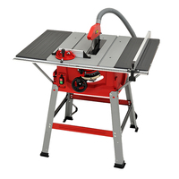 Multi function woodworking table saw push table saw miter saw