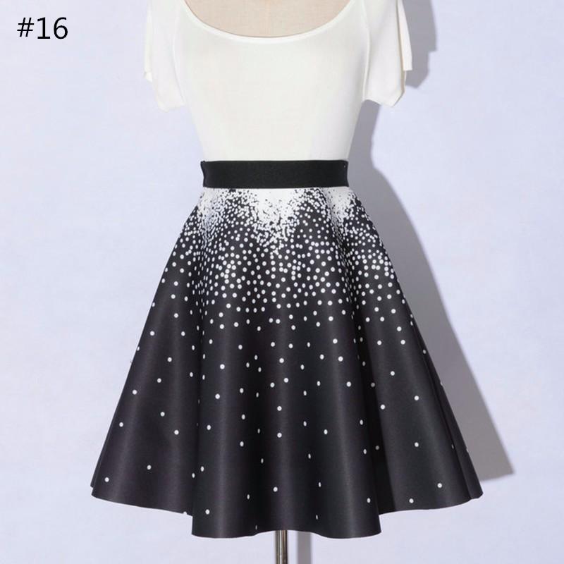 high waist skirt 18