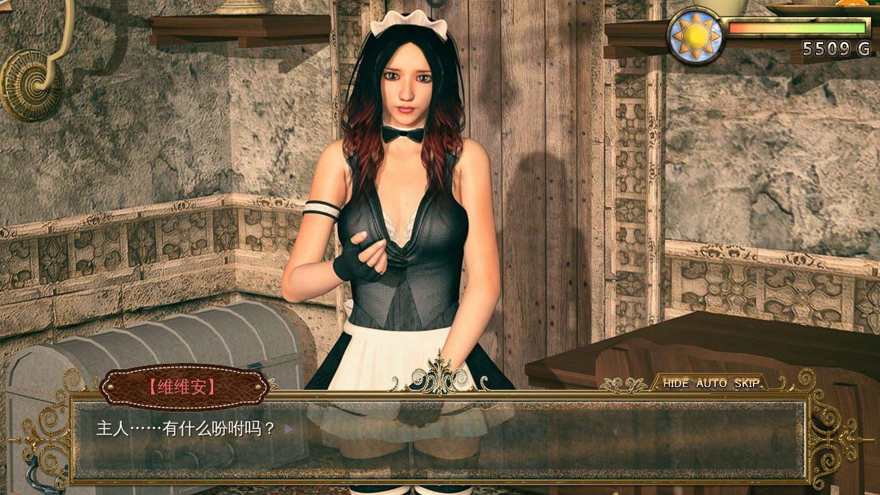 【3D史诗RPG/中文/动态CG】神医魔导 Legend Of Mercy 完整中文版+18R补丁【新作】【5G】
