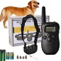 البعيد lcd 100lv 300 meter التدريب الياقة صدمة كهربائية تذبذب كلب goplus PS5202