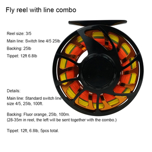 Image 5 - NEW Aventik All Times IM12 Nano Carbon Fiber Short Switch Fly Rods And Fly Fishing Rod Combo With Fly Line Backing Line Sets