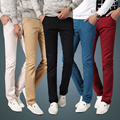 New Mens Regular Fit Jeans Free Shipping Fashion Slim Famous Designer Jeans Autumn Style 01Y919