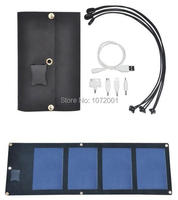 Thin film folding flexible solar charger 6W 5.2V energy rechargeable battery for moble solar power battery for Travel Charge