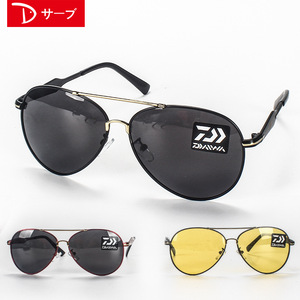 Image 1 - Outdoor fishing polarized glasses 2018 New DAIWA to see increased clarity drift dedicated high definition night vision sunglasse