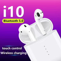 Wearpai i10 TWS mini Bluetooth headset 5.0 wireless earbuds sport touch control bluetooth eraphone for iphone xiaomi smart phone
