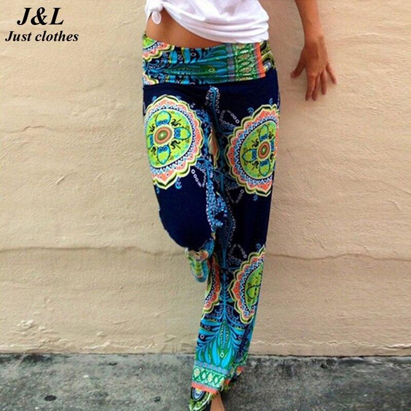 70f566f0e1f Aliexpress.com   Buy Plus Size Women Print Yoga Pants 17 Styles .