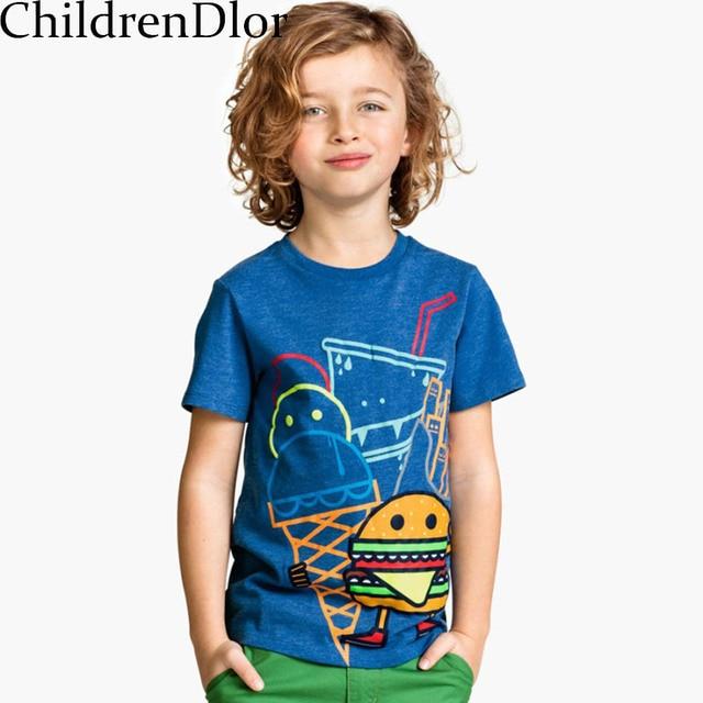 Aliexpress Buy Baby Boy T Shirt Kids Clothes 2017