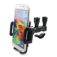 Vehemo Universal Motorcycle Bicycle Handlebar Mount Holder For Ipod Cell Phone GPS Stand Holder 2017 New