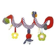 Активности-коляска спираль погремушки автокресло кроватка висит играть кровать симпатичные путешествия ребенка