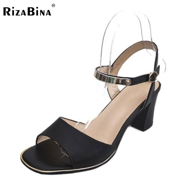 Office Las High Heel Sandals Women Ankle Strap Heels Sandal Metal Y Party Wedding Shoes Soft