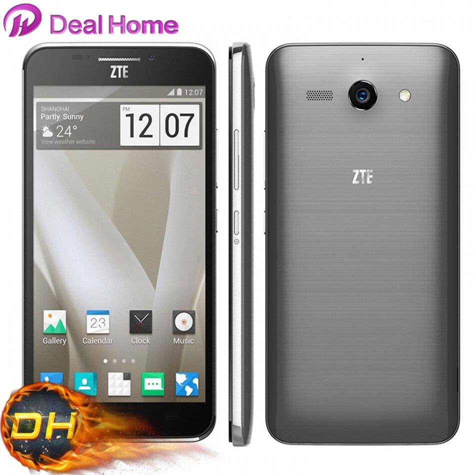 bilder für Auf lager ZTE Grand S II S291 4G FDD-LTE Handy 5,5 FHD Snapdragon 801 2,3 Ghz CPU 2 GB + 16 GB 13MP Kamera 3100 Mah Smartphone