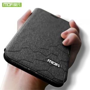 Image 1 - Mofi pour Xiaomi Mi 9se étui en cuir pour Xiaomi Mi 9 SE étui en silicone pour Xiaomi Mi 9 SE