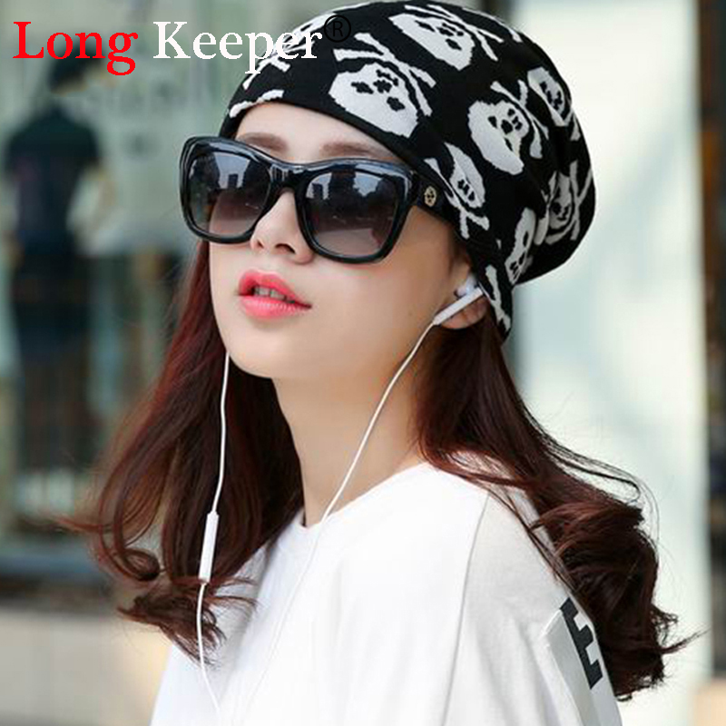 New arrival 3 Use Cap Knitted Scarf & Winter Hats for Women Letter Beanies Women Hip-hot Skullies girls Gorros women Beanies rosicil skullies beanies winter hats for women letter beanies women hip hot caps skullies girls gorros women beanies female