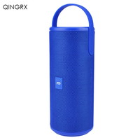 New Bluetooth speakers outdoor sports portable subwoofer with mobile power FM handsfree MP3 and other multi function audio