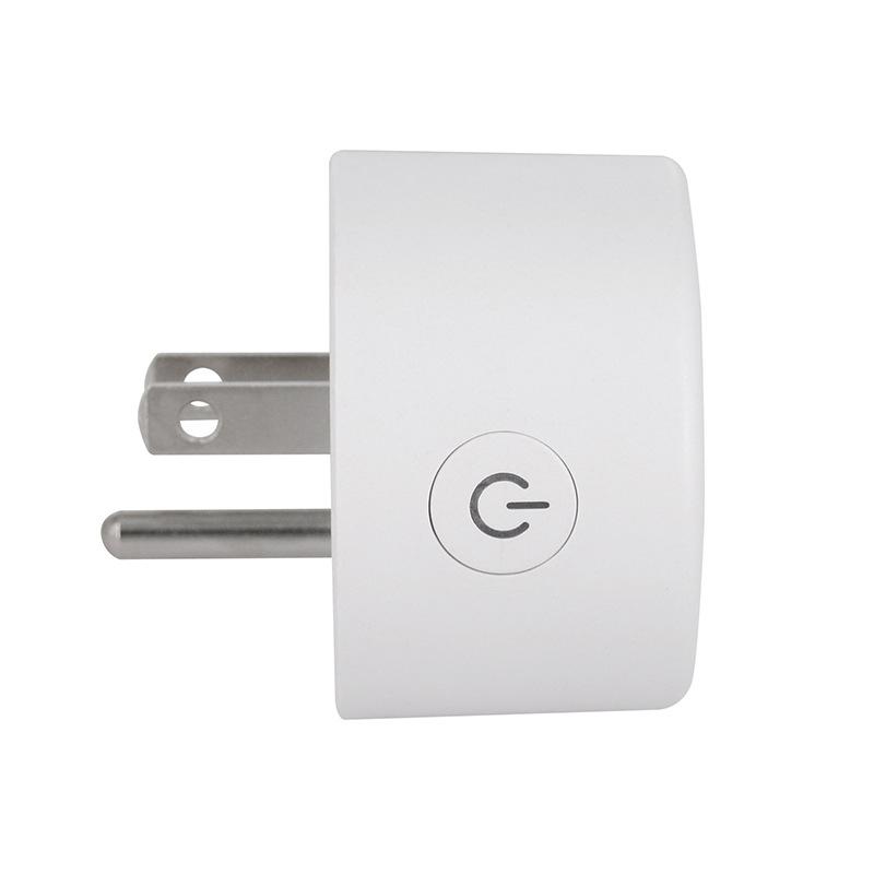 HTB1YQAaeWSs3KVjSZPiq6AsiVXa9 - FrankEver Mini US Wifi Plug with Surge Protector 110-240V Voice Control Smart Socket Work with Alexa Google Home Tuya APP