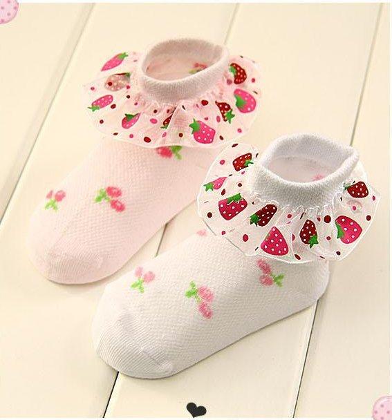 20 пар/лот, хлопковые нескользящие Детские Носки детские носки Детская одежда девушки подарок