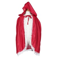 Child S Little Red Riding Hood Girl S Outerwear Hooded Cloak For Baby And Little Girls