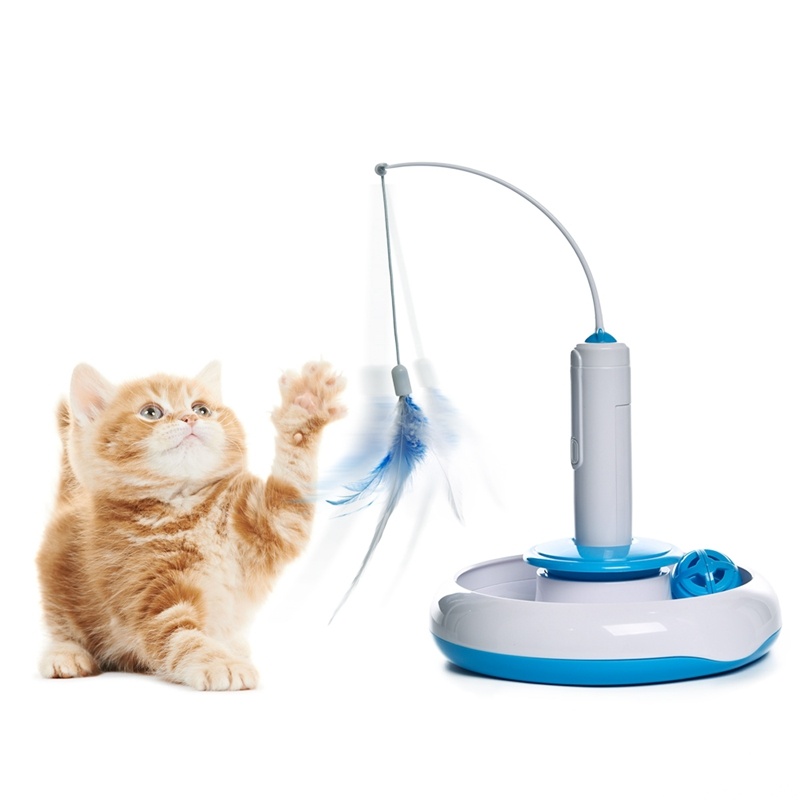 Rotating Cat Toy