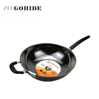 Gohide Non Coating Wok Fc30t11 Fc32t11 Electromagnetic Furnace General Flapless Uncoated Healthy Wok The Goods For Kitchen