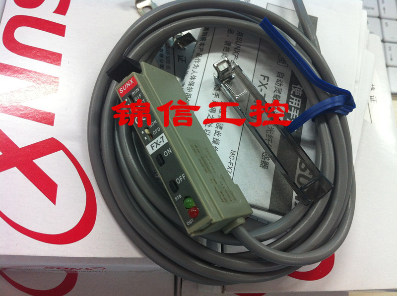 Photoelectric switch Photoelectric switch Digital sensor FX-7 fiber amplifier sunx цена
